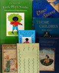 Books:Children's Books, Group of Seven Illustrated Children's Books. Various publishers andeditions. Nineteenth and Twentieth century. Various size... (Total:7 Items)