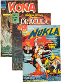 Silver Age (1956-1969):Adventure, Dell/Gold Key 12¢ and Up Silver to Bronze Age Adventure Related Short Boxes Group (Dell/Gold Key, 1960s-70s) Condition: Averag... (Total: 3 Box Lots)