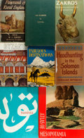 Books:Travels & Voyages, Group of Eight Travel Books. Various publishers and editions. Primarily mid twentieth century. Most photo-illustrated. Quart... (Total: 8 Items)