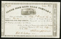 Confederate Notes:Group Lots, South Side Rail Road Company Stock Certificate 12 Shares July 21,1862.. ...