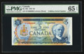 Canadian Currency: , BC-48b $5 1972 Fancy Serial Number. ...
