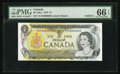 Canadian Currency: , BC-46a-i $1 1973 Solid Six Serial Number. ...