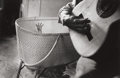 Photographs, RALPH GIBSON (American, b. 1939). Baby's Hand with Guitar, 1960-61. Gelatin silver. 4-3/4 x 7-3/8 inches (12.1 x 18.7 cm...