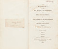 Books:World History, [Slavery]. Thomas Clarkson. The History of the Rise, Progressand Accomplishment of the Abolition of the African Slave T...