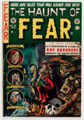Golden Age (1938-1955):Horror, Haunt of Fear #18 Don/Maggie Thompson Collection pedigree (EC,1953) Condition: FN....