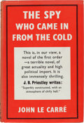 Books:Fiction, John Le Carré. The Spy Who Came in From the Cold. London:Victor Gollancz Ltd., 1963....