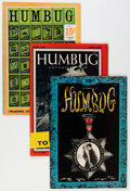 Silver Age (1956-1969):Alternative/Underground, Humbug #3-9 Group - Don/Maggie Thompson Collection pedigree(Humbug, 1957-58).... (Total: 7 Comic Books)