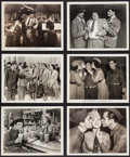 """Movie Posters:Comedy, Buck Privates (Universal, 1941). Photos (21) (8"""" X 10""""). Comedy..... (Total: 21 Items)"""