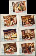 "Movie Posters:Musical, Blue Skies (Paramount, 1946). Lobby Cards (7) (11"" X 14"").Musical.. ... (Total: 7 Items)"