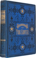 Books:Literature Pre-1900, Mark Twain. The Adventures of Tom Sawyer. Hartford: TheAmerican Publishing Company, 1876....