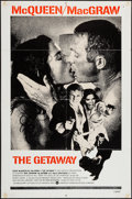 "Movie Posters:Action, The Getaway (National General, 1972). International One Sheet (27"" X 41""). Action.. ..."