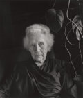 Photographs, IMOGEN CUNNINGHAM (American, 1883-1976). Age and Its Symbols, 1958. Gelatin silver . 8-7/8 x 7-1/2 inches (22.5 x 19.1 c...