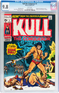 Bronze Age (1970-1979):Miscellaneous, Kull the Conqueror #1 (Marvel, 1971) CGC NM/MT 9.8 White pages....