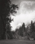 Photographs, ANSEL ADAMS (American, 1902-1984). El Capitan, Sunrise, Winter, Yosemite, 1968. Gelatin silver, printed 1976. 19-1/4 x 1...