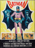 "Movie Posters:Action, Batman (20th Century Fox, 1966). French Grande (45.75"" X 62"").Action.. ..."