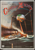 "Movie Posters:Science Fiction, The War of the Worlds (Paramount, R-1979). Spanish One Sheet (27.5""X 39""). Science Fiction.. ..."