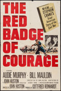 """Movie Posters:War, The Red Badge of Courage (MGM, 1951). One Sheet (27"""" X 41""""). War....."""