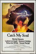 """Movie Posters:Rock and Roll, Catch My Soul & Other Lot (Cinerama Releasing, 1974). OneSheets (2) (27"""" X 41""""). Rock and Roll.. ... (Total: 2 Items)"""