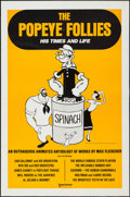 """Movie Posters:Animation, The Popeye Follies (United Artists, 1973). One Sheet (27"""" X 41"""").Animation.. ..."""