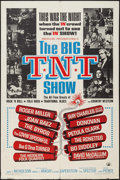 "Movie Posters:Rock and Roll, The Big T.N.T. Show & Others Lot (American International,1966). One Sheets (3) (27"" X 41""). Rock and Roll.. ... (Total: 3Items)"