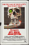 "Movie Posters:Horror, The Legend of Hell House (20th Century Fox, 1973). One Sheet (27"" X 41""). Horror.. ..."
