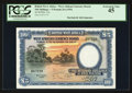 World Currency: , British West Africa Currency Board 100 Shillings = £5 26.4.1954 Pick 11b. ...