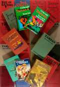 Books:Science Fiction & Fantasy, Edgar Rice Burroughs. Group of Twenty-Six Tarzan Later Editions and Reprints. Various publishers and dates, though most ... (Total: 25 Items)