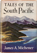 Books:Literature 1900-up, James A. Michener. Tales of the South Pacific. New York:Macmillan, 1947. First edition, first printing, of the au...