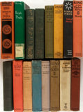 Books:Literature 1900-up, Talbot Mundy. Group of Sixteen Later Editions and Reprints. Variouspublishers and dates. Publisher's bindings. Some she... (Total: 16Items)