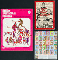 Hockey Collectibles:Others, 1948-73 Hockey Memorabilia Lot of 3....