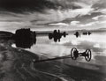 Photographs:Gelatin Silver, BRETT WESTON (American, 1911-1993). Mono Lake, 1955. Gelatinsilver. 10-3/4 x 13-3/4 inches (27.3 x 34.9 cm). Signed and...