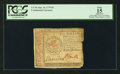 Colonial Notes:Continental Congress Issues, Continental Currency January 14, 1779 $5 PCGS Apparent Fine 15.....