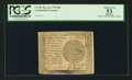 Colonial Notes:Continental Congress Issues, Continental Currency September 26, 1778 $60 PCGS Apparent About New53.. ...