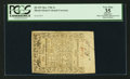 Colonial Notes:Rhode Island, Rhode Island May 1786 5s PCGS Apparent Very Fine 35.. ...