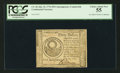 Colonial Notes:Continental Congress Issues, Continental Currency July 22, 1776 $30 Contemporary Counterfeit PCGS Choice About New 55.. ...