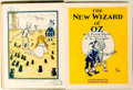 Books:Children's Books, [W.W. Denslow, Illustrator]. L. Frank Baum. The New Wizard ofOz. Chicago: M.A. Donohue, 1903. Later printing. Large...