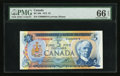 Canadian Currency: , BC-48b $5 1972 Serial Number Ten. ...