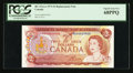 Canadian Currency: , BC-47aA-i $2 1974 Replacement Note ABX Prefix. ...