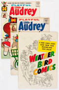 Silver Age (1956-1969):Humor, Playful Little Audrey File Copy Group (Harvey, 1958-76) Condition: Average VF/NM....