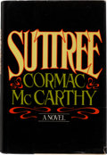 Books:Literature 1900-up, Cormac McCarthy. Suttree. New York: Random House, [1979].First edition, first printing. Warmly inscribed and ...