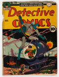 Golden Age (1938-1955):Superhero, Detective Comics #70 (DC, 1942) Condition: FR/GD....