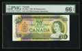 Canadian Currency: , BC-50aA $20 Replacement Note *EA Prefix. ...