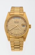 Timepieces:Wristwatch, Bulova Super Seville New/Old Stock Wristwatch. ...