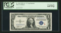 Small Size:Silver Certificates, Fr. 1610 $1 1935A S Silver Certificate. PCGS Very Choice New 64PPQ.. ...