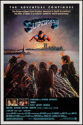"""Movie Posters:Action, Superman II & Other Lot (Warner Brothers, 1981). One Sheet (27""""X 41"""") & Commercial Posters (2) (23"""" X 35""""). Action.. ...(Total: 3 Items)"""