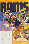 """Movie Posters:Sports, Sports Lot (Various, 1970s). Posters (3) (23"""" X 29"""" & 24"""" X 36""""). Sports.. ... (Total: 3 Items)"""