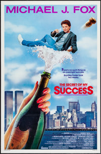 "The Secret of My Success and Others Lot (Universal, 1987). One Sheets (3) (27"" X 41""). Comedy. ... (Total: 3 I..."
