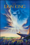 Movie Posters:Animation, The Lion King and Others Lot (Buena Vista, 1994). Mini Posters (5)(Various Sizes) SS Advance & Regular Styles. Animation.. ...(Total: 5 Items)