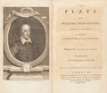 Books:Literature Pre-1900, William Shakespeare. The Plays of William Shakespeare, in EightVolumes. With the corrections and illustrations of vario... (Total:8 Items)