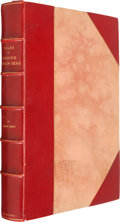 Books:Literature 1900-up, Zane Grey. Tales of Fishing Virgin Seas. New York: Harper& Brothers, 1925. Deluxe leather-bound first edition...
